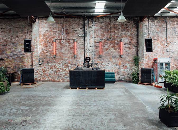 The Third Day Unique Venue Hire North Melbourne Rooms Venues Function Party Warehouse Outdoor Festivals Birthday Corporate Cocktail Dance Event Food Truck 005 3 7