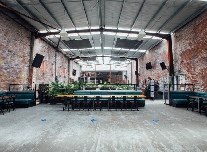 The Third Day <br/> Blank Canvas Venues