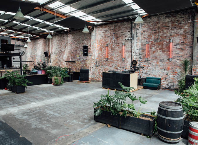 The Third Day function Venue Hire North Melbourne Rooms Venues Party Warehouse Outdoor Festivals Birthday Corporate Cocktail Dance Event Food Truck 005 3 5