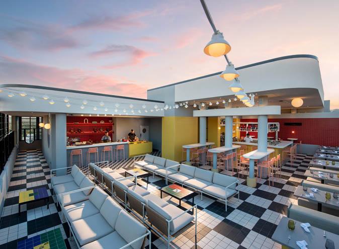 Merrymaker Rooftop Bar & Restaurant
