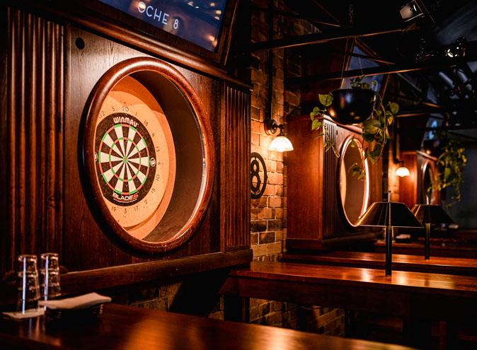 Oche Fortitude Valley <br/> Best Fun Bars