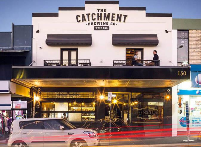 Catchment brewing co west end bars brisbane bar top best good new hidden rooftop laneway 003 9
