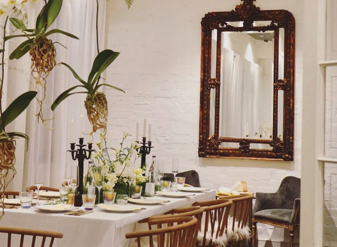 Flovie Florist function rooms venues melbourne venue hire room birthday party event corporate wedding small engagement carlton 006 1 1