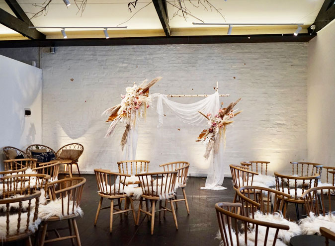 Flovie Florist function rooms venues melbourne venue hire room birthday party event corporate wedding small engagement carlton 006 2 1