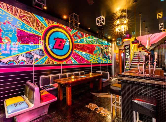 Boso HQ <br/> Unique & Quirky Bars