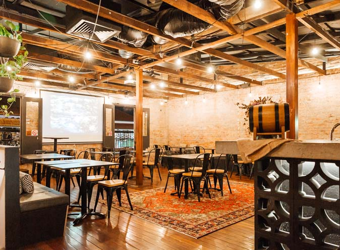 Catchment Brewing Co <br/> Unique Function Rooms