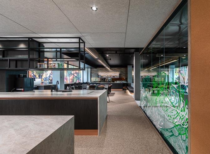 Hub Lounge <br/> Indoor & Outdoor Venue Hire
