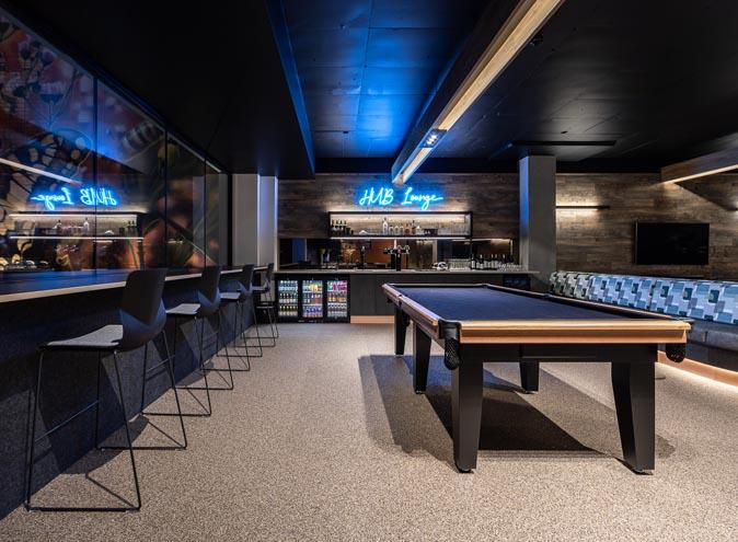 Hub Lounge <br/> Corporate Venue Hire