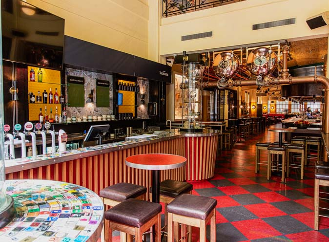 natural history public restaurant dining restaurants pubs pub diner diners eateries eatery melbourne cbd 12