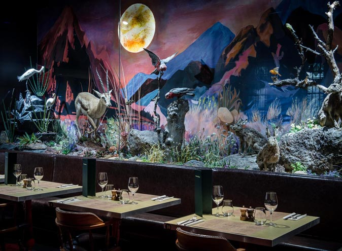 natural history public restaurant dining restaurants pubs pub diner diners eateries eatery melbourne cbd 15