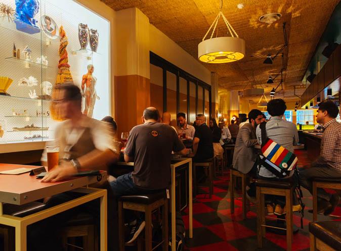 natural history public restaurant dining restaurants pubs pub diner diners eateries eatery melbourne cbd 18