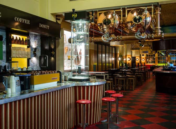 Natural History Public Bar <br/> Unique Restaurants