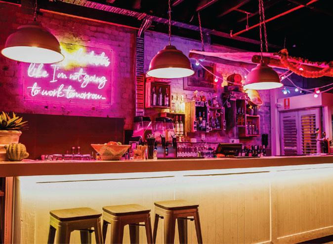 prince consort hotel fortitude valley restaurant restaurants pubs pub food drink drinks menu eateries eats diner 6