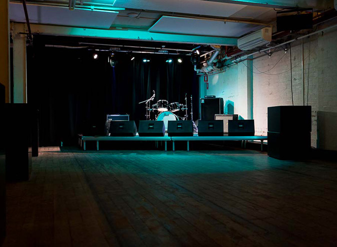 The Sewing Room <br/>Live Music & Nightclubs