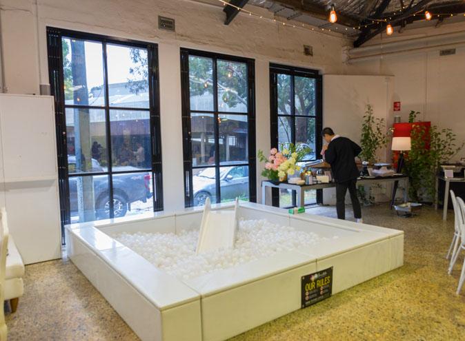 The Freedom Hub <br/> Blank Canvas Venues