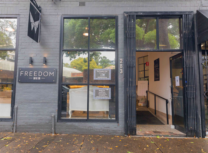 the freedom hub function venues sydney rooms waterloo venue hire party room birthday cocktail corporate event 003 12