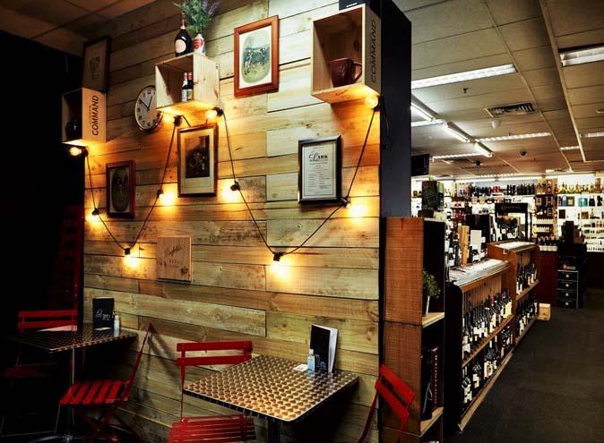 The Wigs Cellar Tasting Studio <br/>Small Bars