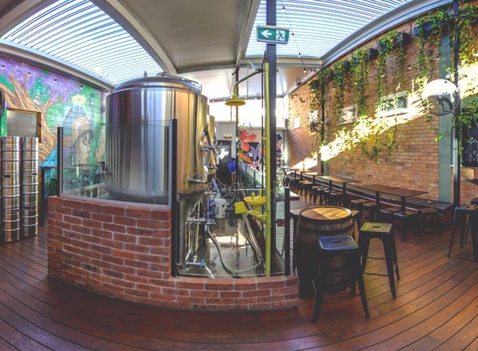 Catchment brewing co west end bars brisbane bar top best good new hidden rooftop laneway 003 15