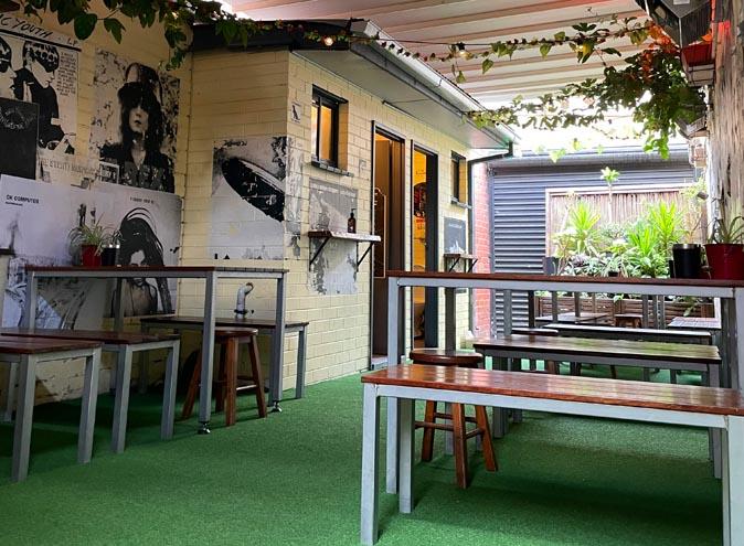 bergy seltzer bar bars best good top live music beer garden brunswick melbourne 15