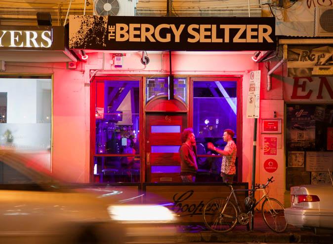 bergy seltzer bar bars best good top live music beer garden brunswick melbourne 20