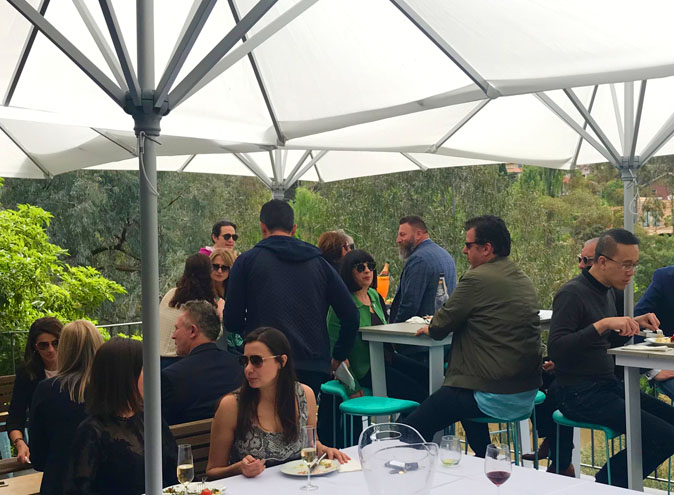 Studio Event Space <br/> Outdoor Function Hire