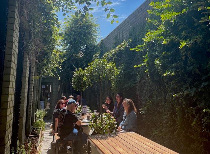 undercover roasters restaurant restaurants cafe cafes abbotsford melbourne 10