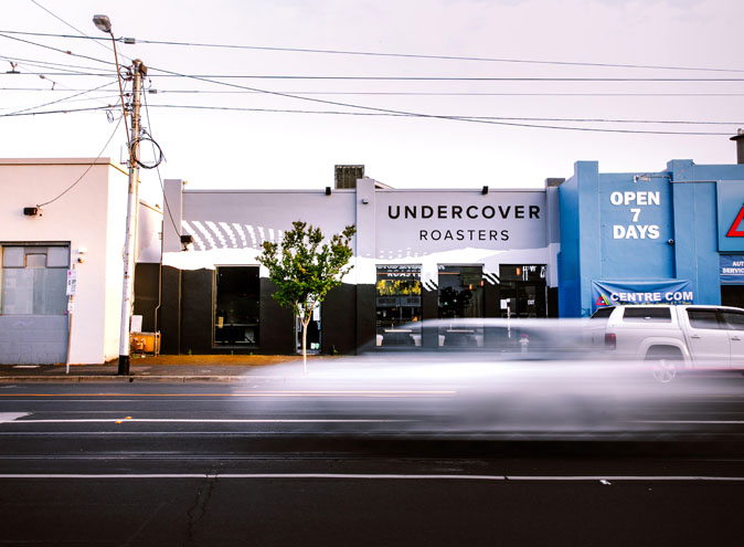 Undercover Roasters HQ <br/> Best Cafes