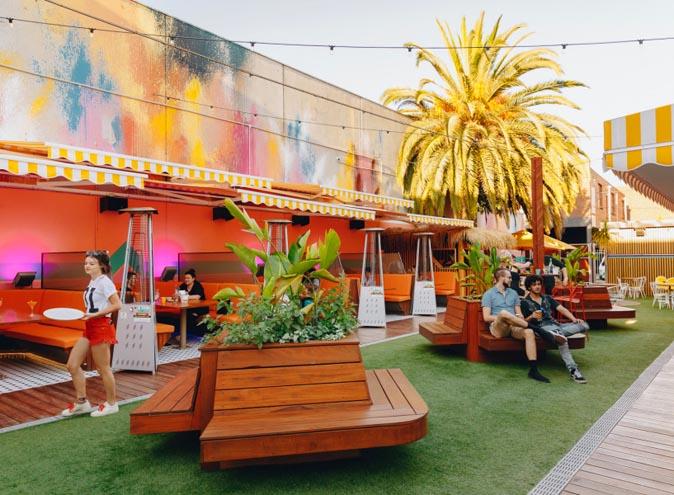 Beyond The Palms <br/> Hidden Outdoor Bars