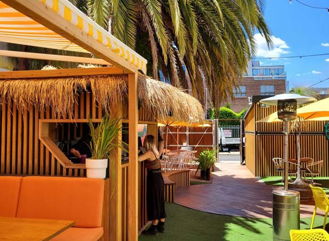 Beyond The Palms <br/> Outdoor Function Venue