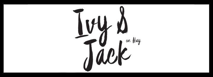 Ivy & Jack <br/>Best Bars