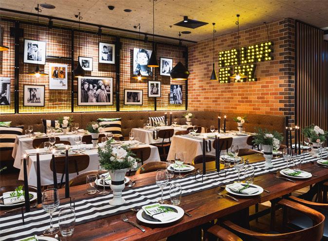 Ivy & Jack <br/> Restaurant Venue Hire
