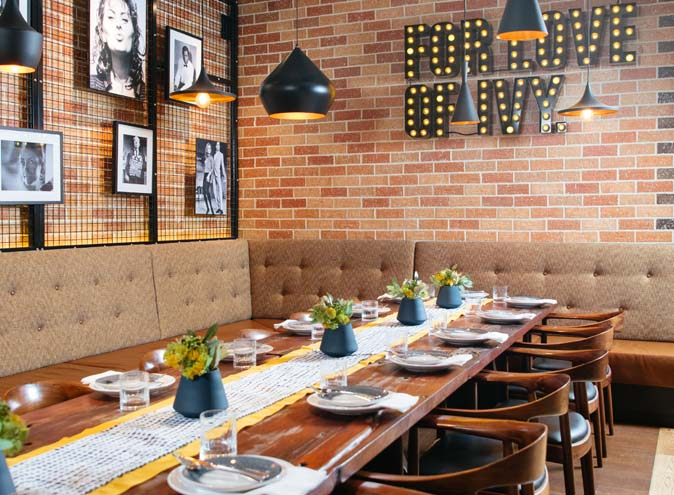 Ivy & Jack <br/> Restaurants & Cafes
