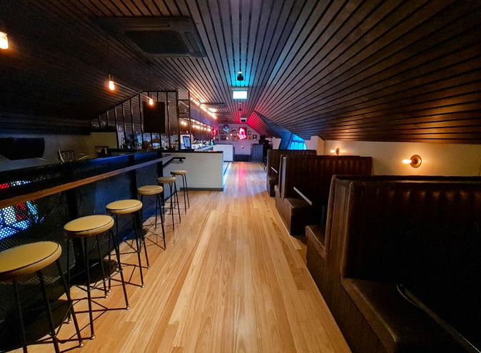 Mr Goodbar <br/> Intimate Cocktail Bars