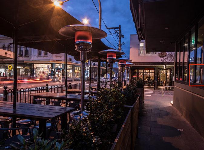 Oscar Cooper <br/>Best Southside Cafes