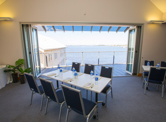 River Room @ <br/> The UWA Watersports Complex