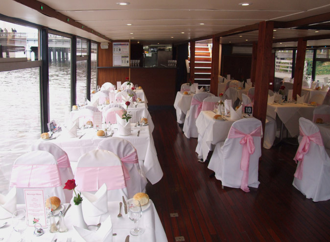 Spirit Of Melbourne <br/> Boat & Cruise Hire