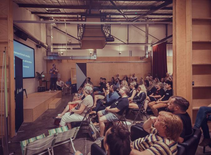 Claisebrook Design Community <br/> Warehouse Function Venues