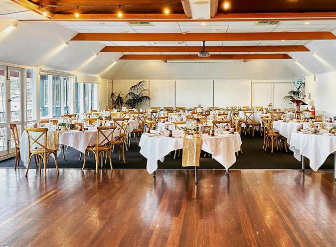 East Fremantle Yacht Club <br/> Waterfront Venue Hire