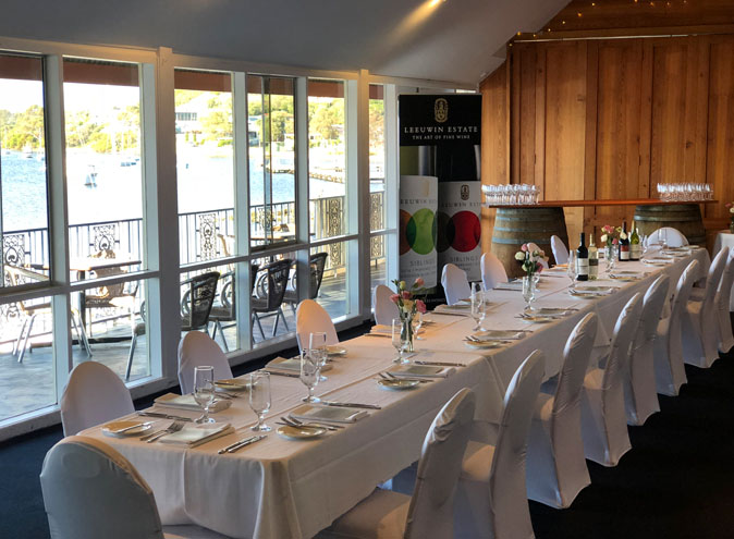 east fremantle yacht club functions venue room space event events wedding waterfront function venues room perth FP 18