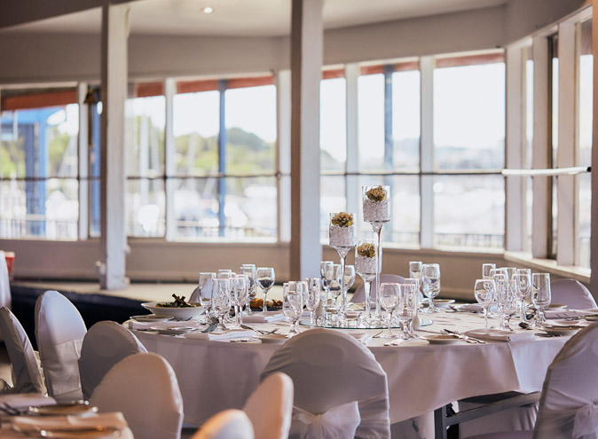 east fremantle yacht club functions venue room space event events wedding waterfront function venues room perth FP 4 1