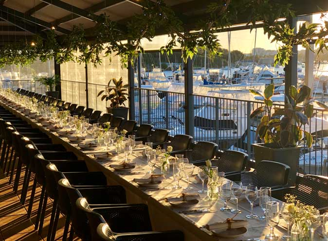 east fremantle yacht club functions venue room space event events wedding waterfront function venues room perth FP 4