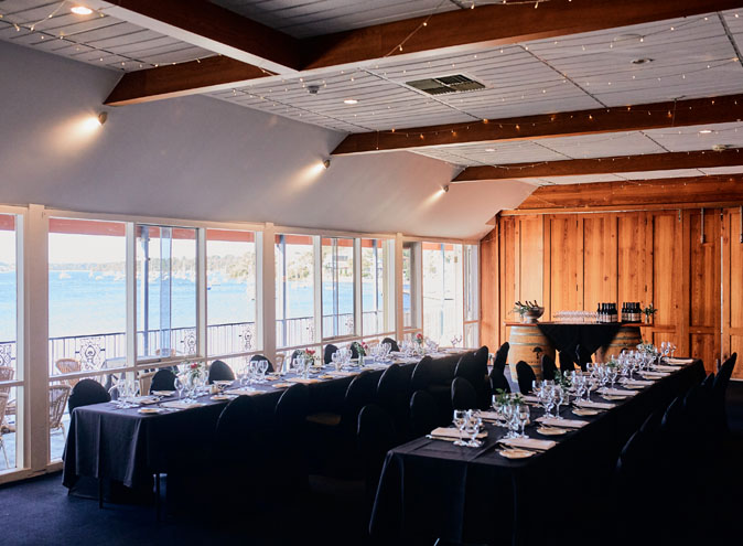 east fremantle yacht club functions venue room space event events wedding waterfront function venues room perth FP