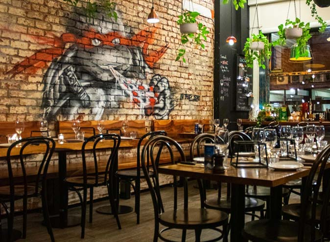 farro function functions venue venues hire event events room room space spaces small restaurant windsor melbourne 2