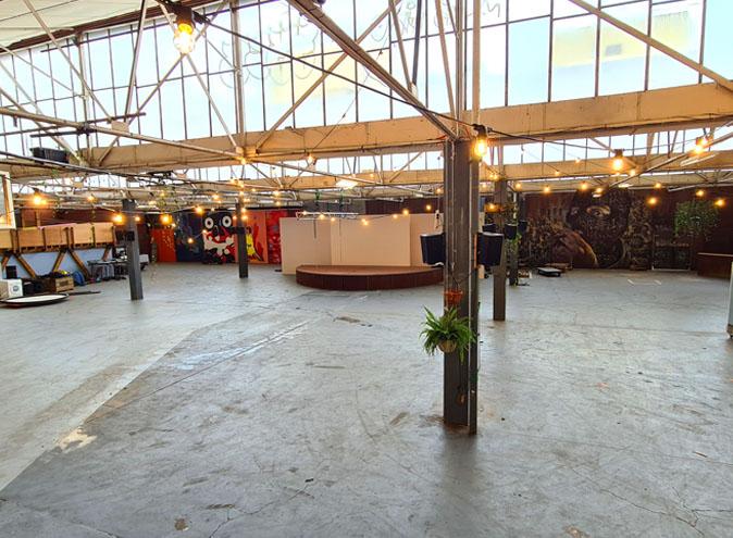 Hoi Polloi & The Hoity Toity<br/> Warehouse Function Venues