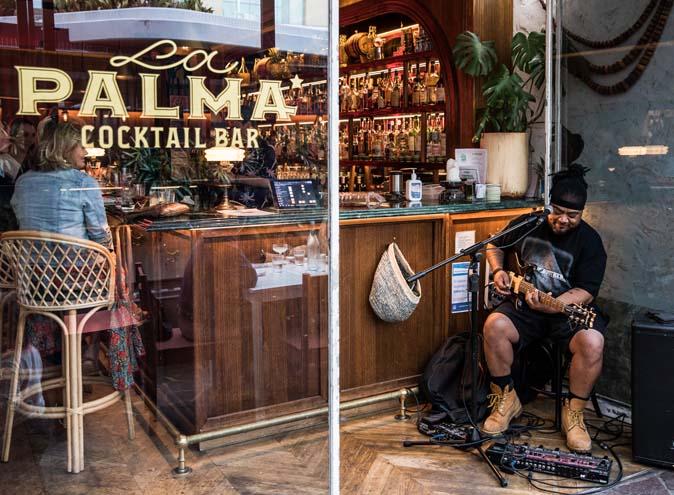 La Palma <br/>Caribbean / Mexican Restaurants