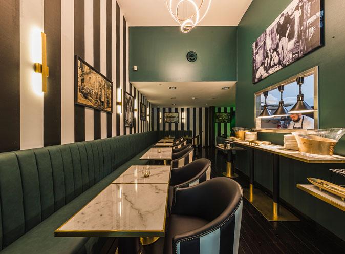 Toscano Bar & Kitchen <br> Best Cocktail Bars