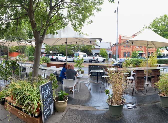 Rob Roy Hotel CBD restaurants Adelaide modern pub restaurant top best good new fine dining 003 10