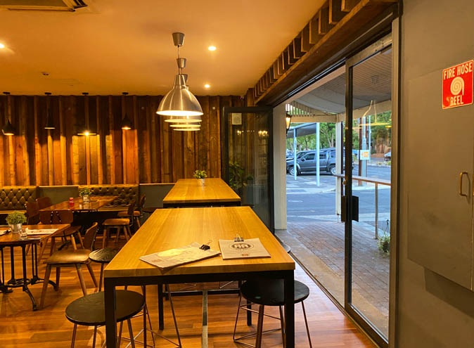 Rob Roy Hotel <br/> Modern Australian Pubs