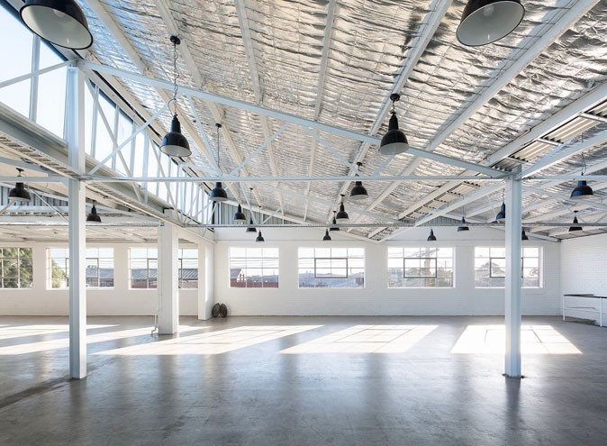 The Button Factory<br/> Blank Canvas Venues
