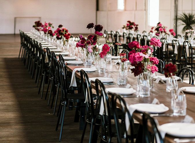 Gather & Tailor <br/> Blank Canvas Event Venues